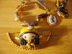 Necklace 'Gooddess Maat' n1