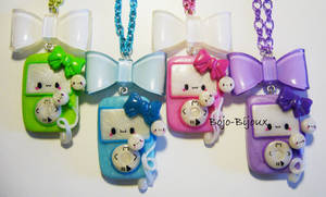 Kawaii Ipod Necklaces