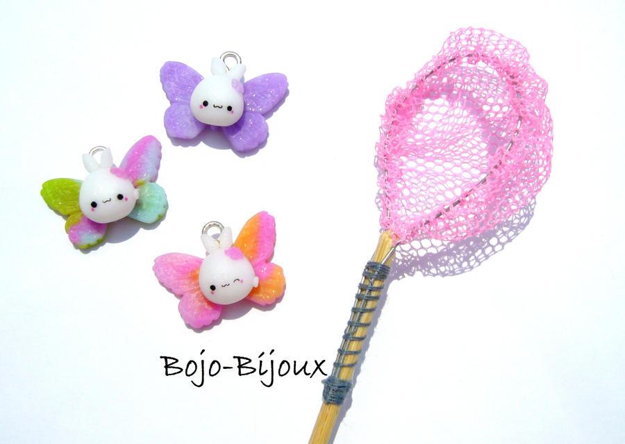 Rabbitfly net by Bojo-Bijoux
