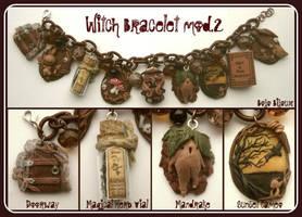 Witch Bracelet mod 2 by Bojo-Bijoux