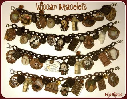 Wiccan Bracelets