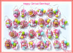 Happy Circus Earrings