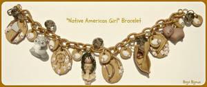 Native American Girl Bracelet