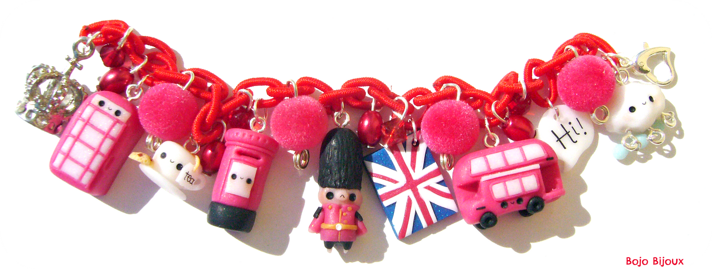 Kawaii Europe: England by Bojo-Bijoux