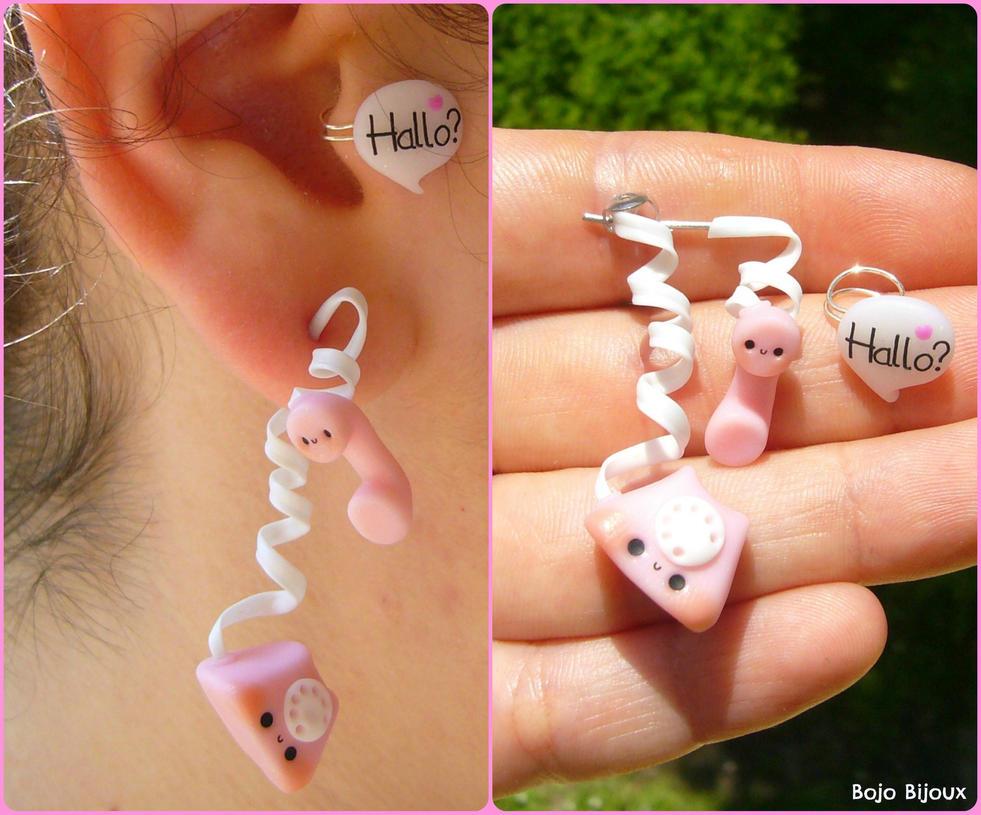 Fake Ear Plug By Bojobijoux