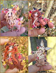 Autumnal Centaurs : complete mini collection