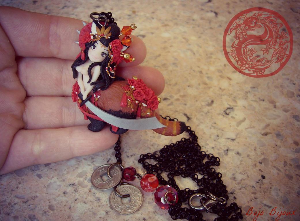 Shu: Red Panda Hybrid by Bojo-Bijoux