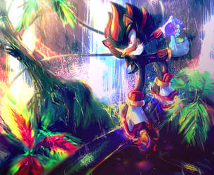 The Jungle Rush by The-Criminal-Rose
