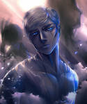 Erwin Smith - If he was a Titan Shifter by The-Criminal-Rose