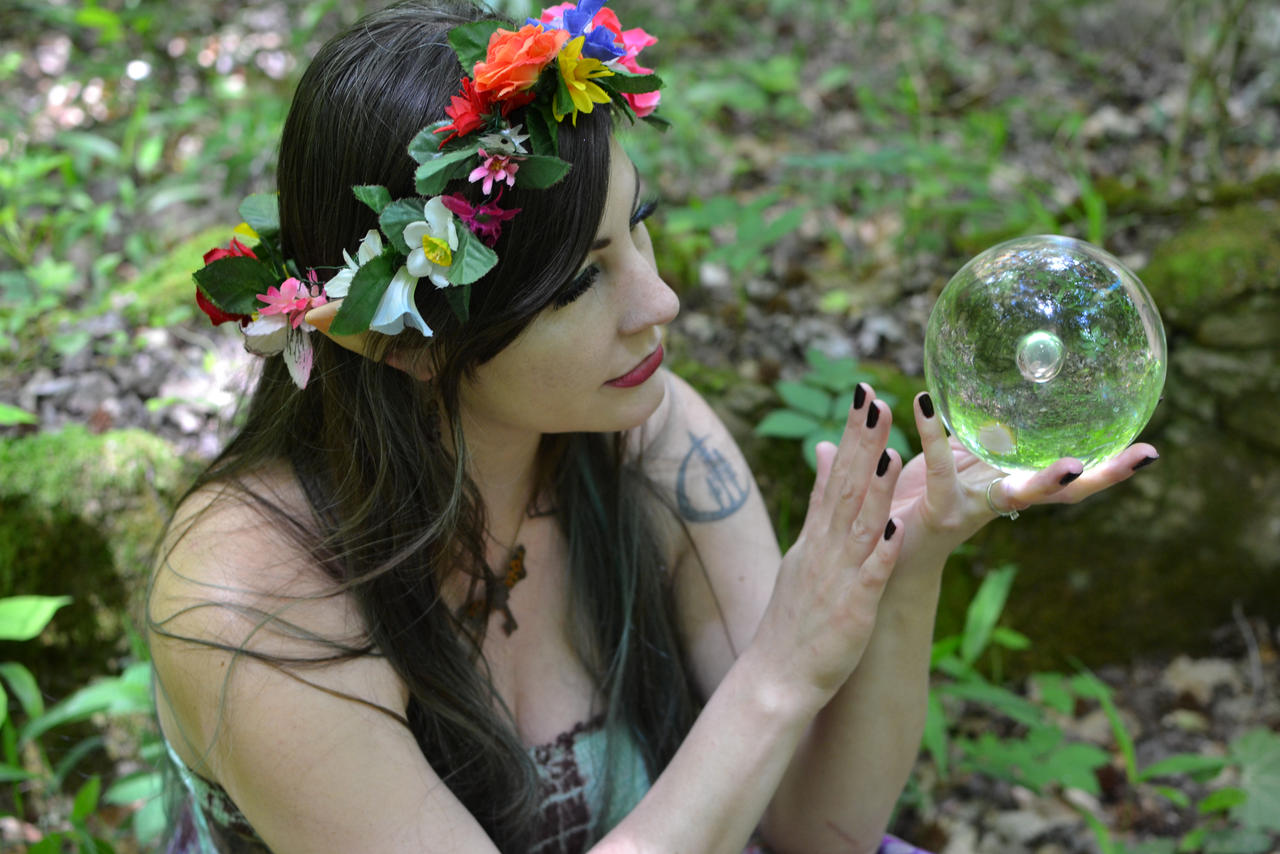 Forest Faerie Photoshoot (1)