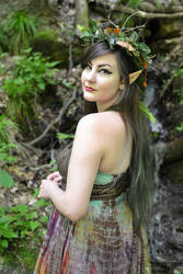 Forest Faerie Photoshoot (3)