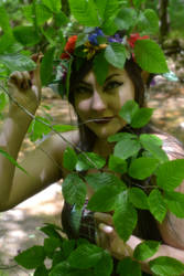 Forest Faerie Photoshoot (4)