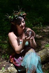 Forest Faerie Photoshoot (5)