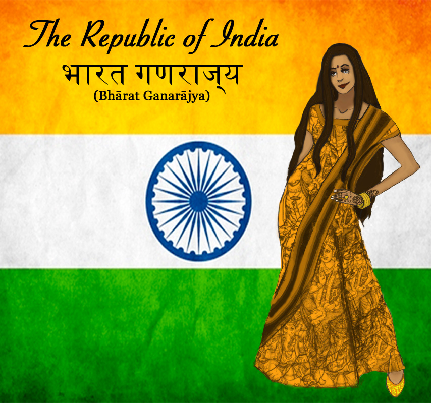 Republic of India OC by Lookandlove