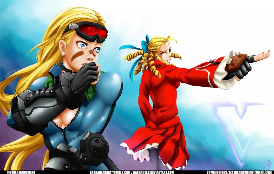 Street Fighter V FanArt by dashahead