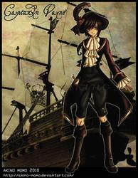 Captain Vane by akino-momo