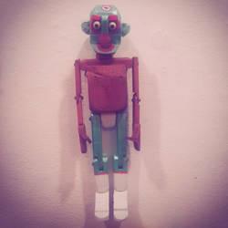 My puppet man