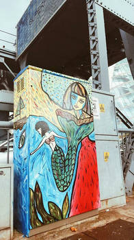 Dublin Canvas Art Project 2015