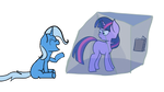 ANIMATION (Link Below) ATG 1: A Pony Chilling