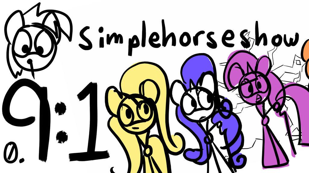 simplehorseshow | S 0.9 E1 [PILOT!] LINK BELOW