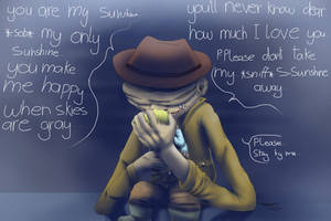 He is deadly sick... by Creeperchild