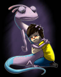 Please..dont Ever Leave Me by Creeperchild