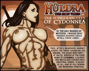 Huldra: The Forbidden City 1-5 by Nihilestique