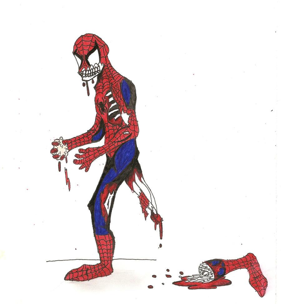 Игры как рисовать человека паука