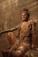 Gold Buddha by iannewlin