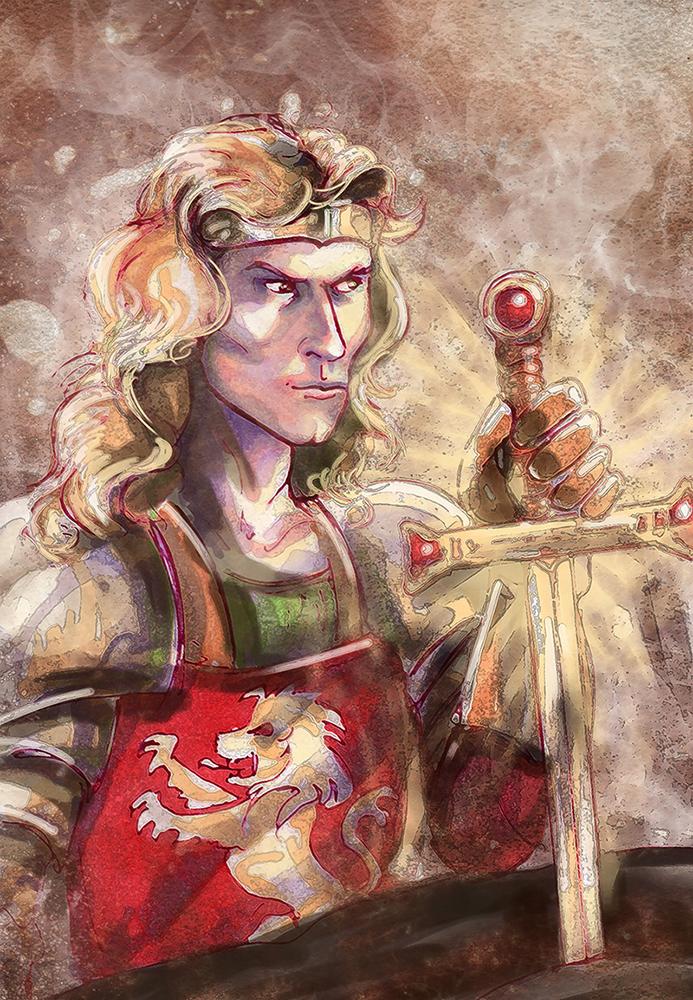 Gerion Lannister by Kethryn