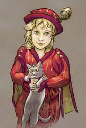 King Tommen by kethryn