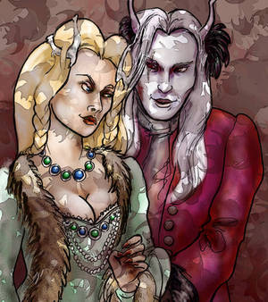 Shiera and Brynden