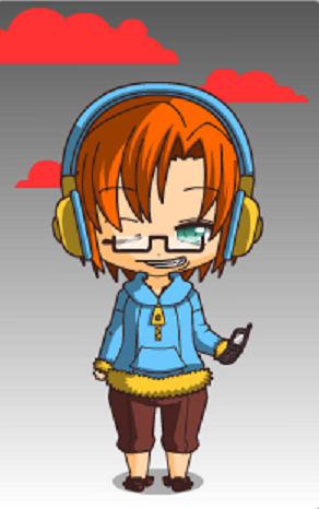 Armin chibi