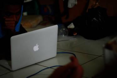 macbook everywhere