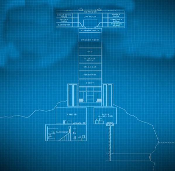 Titan's Tower Rooms by XxScarletxRosexX