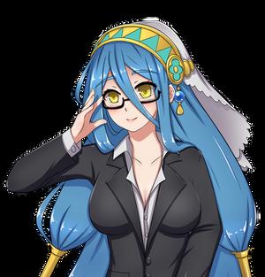 Electron1877 Comm. Azura Fire Emblem Fates