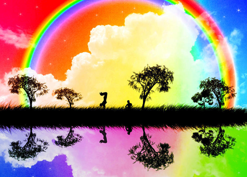 Wonderland by Andycap