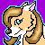 Lady [Pixel Icon] by Volt-Draws
