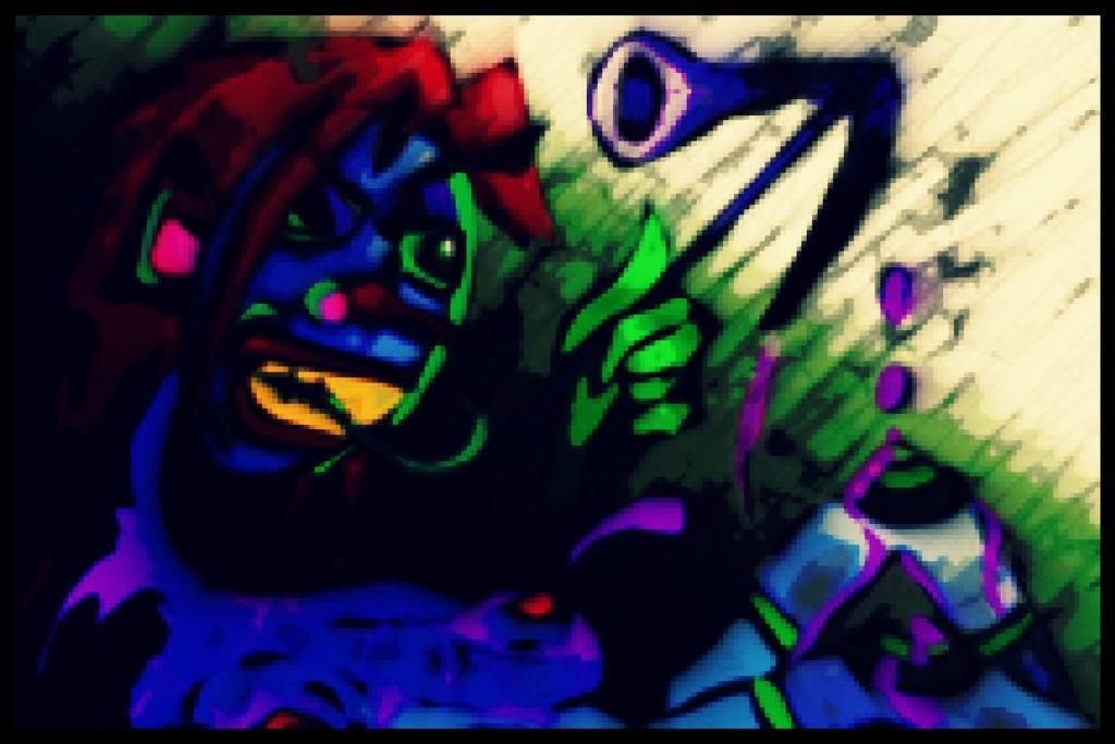 La Bloo Bloo Leechle by BennyFaye