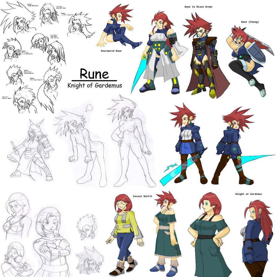 Rune Master D Diet :: leipokkpeltie ga