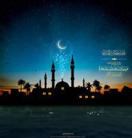Ramadan Kareem by ya-alkarbalai