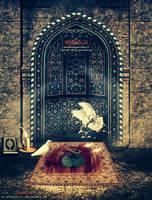 The martyrdom of Imam Ali by ya-alkarbalai