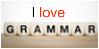 Grammar Love Stamp by stamperupper