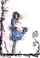 Crazy Alice by HeartySpades