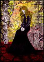 .black widow. by HeartySpades