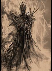 . demon for me. by HeartySpades