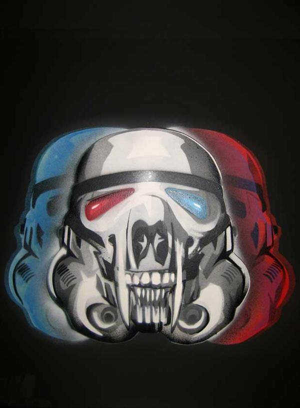Trooper No 3d by damo10