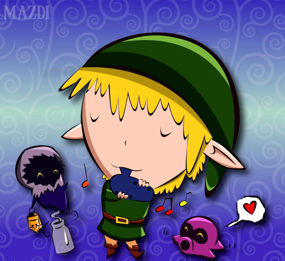 Legend of the CUTE by Mazdi