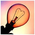 Love Bulb by OrchidFeehan