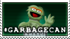 garbagecan stamp by Zandaa